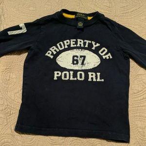 Polo Ralph Lauren Long Sleeve T-shirt 2T